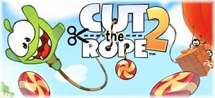 Cut the Rope 2 cập bến Windows Phone