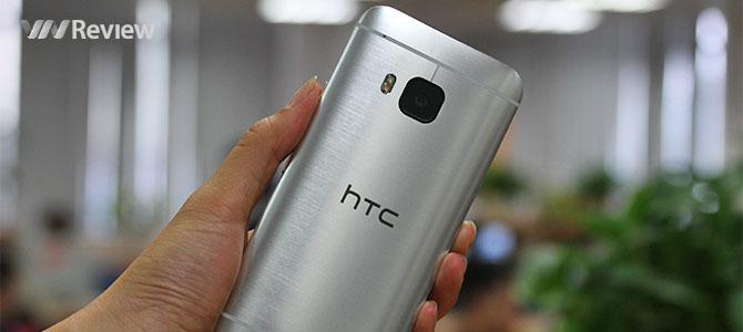 Công bố bạn đọc trúng thưởng HTC One M9 chính hãng