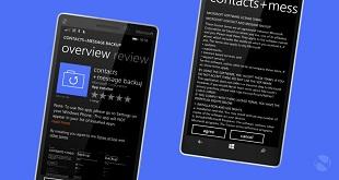 Microsoft ra mắt ứng dụng sao lưu danh bạ và tin nhắn vào thẻ nhớ