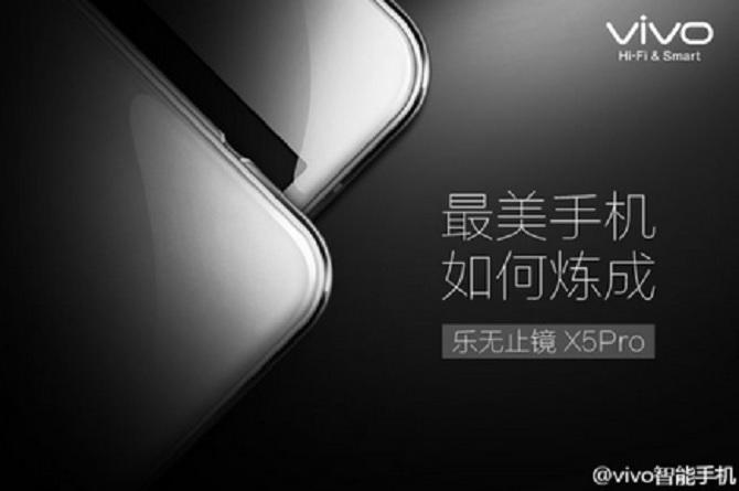 ViVo X5 Pro sẽ trang bị camera phụ 32 MP?