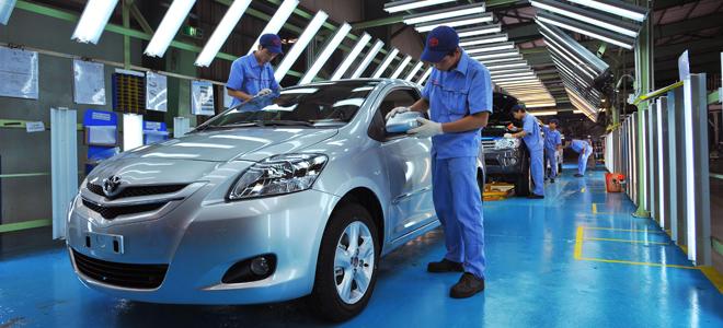 Choáng với đề xuất hỗ trợ trị giá tỉ đô của Toyota Việt Nam