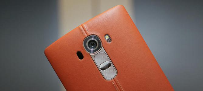 LG G4 ra mắt: Snapdragon 808, 3GB RAM, camera 16MP f/1.8