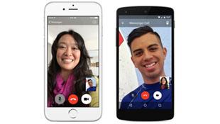 Facebook Messenger được tích hợp tính năng gọi video