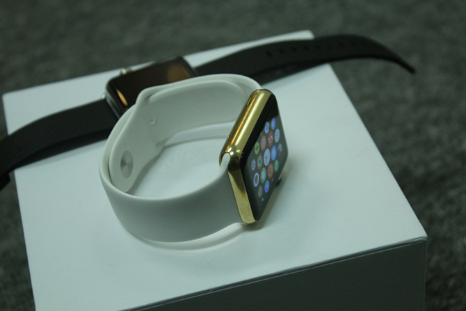Apple Watch ma?? vA�ng xua??t hia��n ta??i Via��t Nam