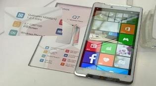 Dế Windows Phone màn hình 7 inch, pin 4000 mAh