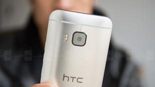 HTC One M9 đã có thể chụp ảnh với định dạng RAW