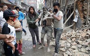 """3 """"ông lớn"""" công nghệ giúp đỡ nạn nhân sau thảm họa ở Nepal"""