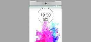 Ý tưởng LG G5 siêu mỏng với màn hình cong