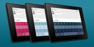 Tải về miễn phí bàn phím Flesky cho Android