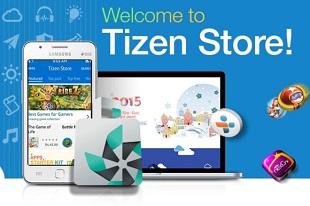 Samsung chính thức mở cửa kho ứng dụng Tizen