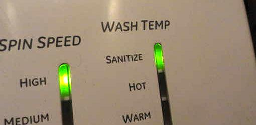 chế độ tự vệ sinh máy giặt
