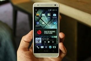 HTC One Mini lỡ hẹn với Android Lollipop