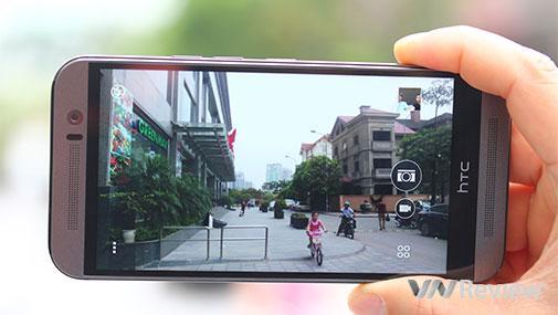 Đánh giá HTC One M9