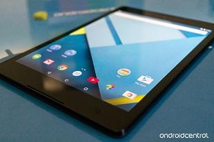 HTC Nexus 9 được cập nhật Android Lollipop 5.0.2