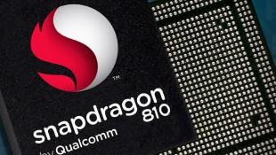 Sếp Qualcomm: Snapdragon 810 bị nóng là tin đồn thất thiệt
