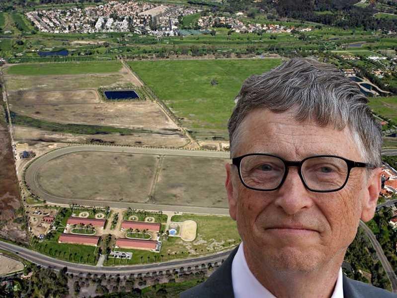 Khối bất động sản kếch xù của tỷ phú Bill Gates