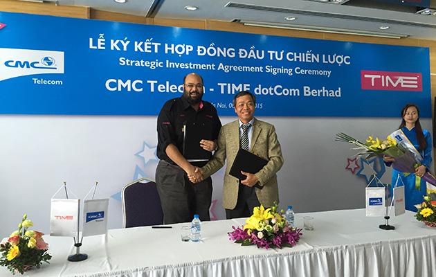 Thị trường Internet Việt Nam lần đầu có nhà đầu tư nước ngoài