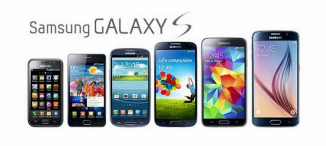 Nhìn lại lịch sử dòng Galaxy S của Samsung