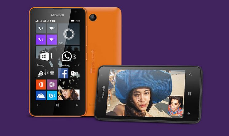 Microsoft giảm giá Lumia 430 cho người dùng Nokia phổ thông