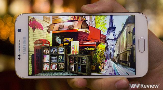 Đánh giá Samsung Galaxy S6