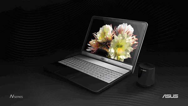 Asus giới thiệu laptop N series phiên bản mới
