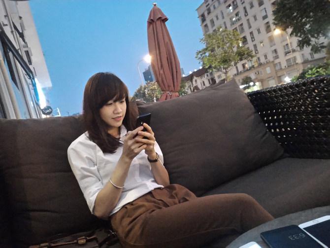 Trải nghiệm camera Asus ZenFone 2
