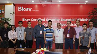 Bkav ra mắt chương trình đào tạo an ninh mạng trực tuyến BCSE WhiteHat