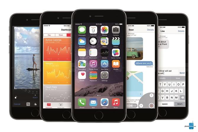 KGI Securities: iPhone 6s và iPhone 6s Plus sẽ sử dụng chip A9, RAM 2 GB, camera 12 MP