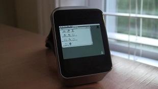 Giả lập Macintosh trên... đồng hồ Android Wear