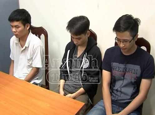 Bắt giữ 3 sinh viên trộm cắp thông tin thẻ tín dụng