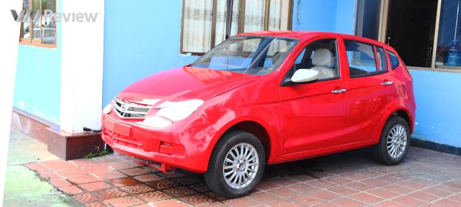 Vinaxuki làm được gì trong mẫu xe Made in Vietnam?