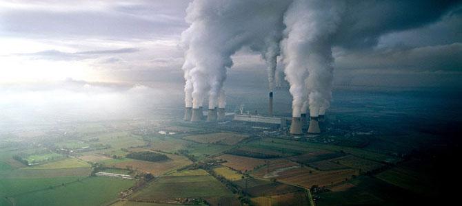 Bộ ảnh sốc cho thấy con người đang tàn phá Trái Đất thế nào