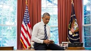 Tổng thống Obama có tài khoản Twitter riêng
