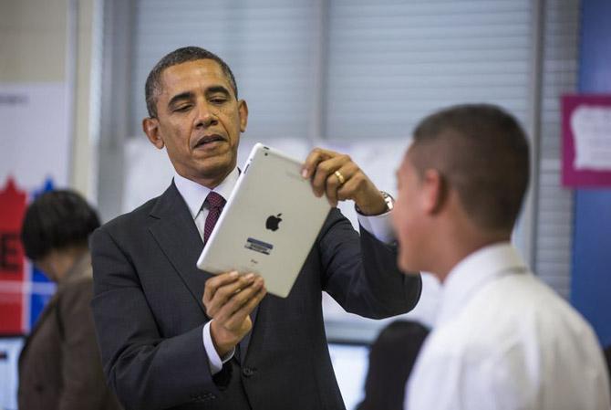 Apple, Google gửi thư yêu cầu tổng thống Obama ngừng can thiệp vào mã hóa trên smartphone