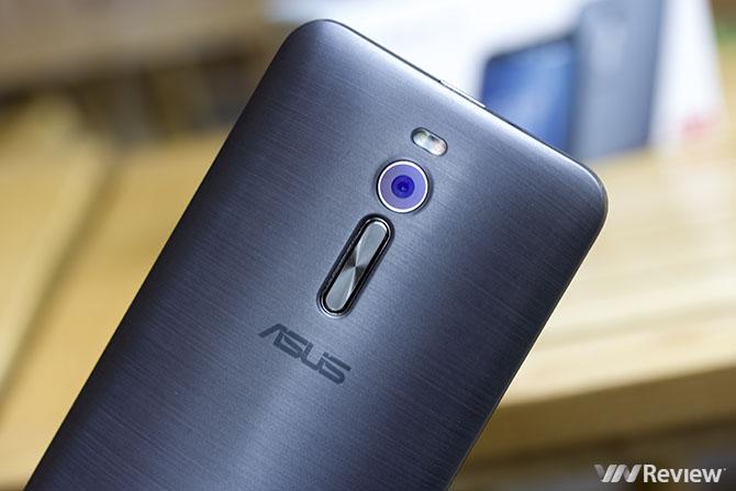 Đánh giá chi tiết Asus ZenFone 2