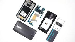 Khám phá linh kiện bên trong LG G4