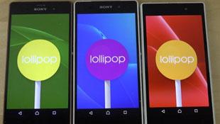 Xperia Z, ZR, ZL và Z Tablet được cập nhật Android 5.0.2 Lollipop