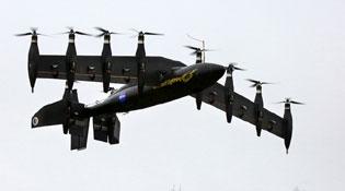 NASA đạt bước tiến lớn với máy bay không người lái