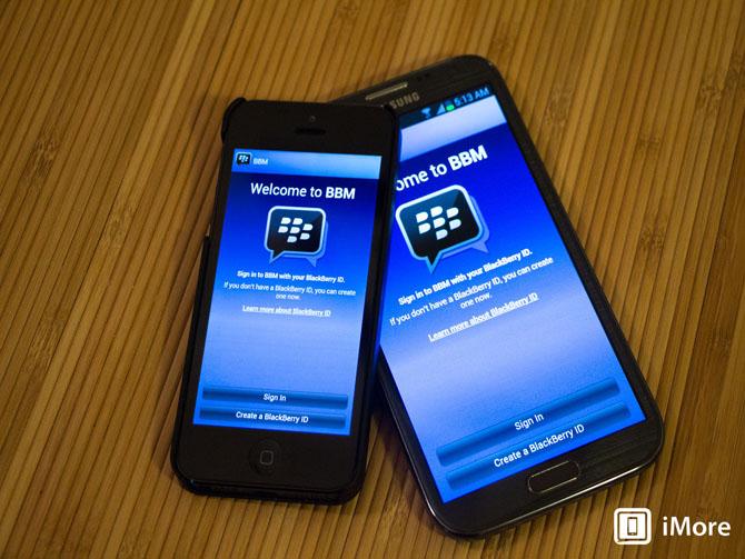BBM cho iOS sắp được cập nhật tính năng sửa tin nhắn và hẹn giờ gửi tin