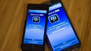 BBM cho iOS sẽ cho phép sửa và hẹn giờ gửi tin nhắn
