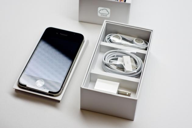 iPhone 4S chính hãng giảm giá mạnh