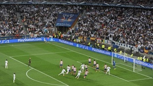Sony tiếp tục ngự trị UEFA Champions League