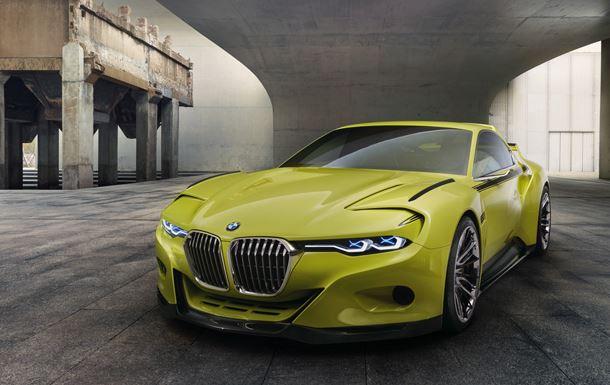 """BMW ra mắt mẫu concept """"tưởng nhớ"""" 3.0 CSL Hommage"""