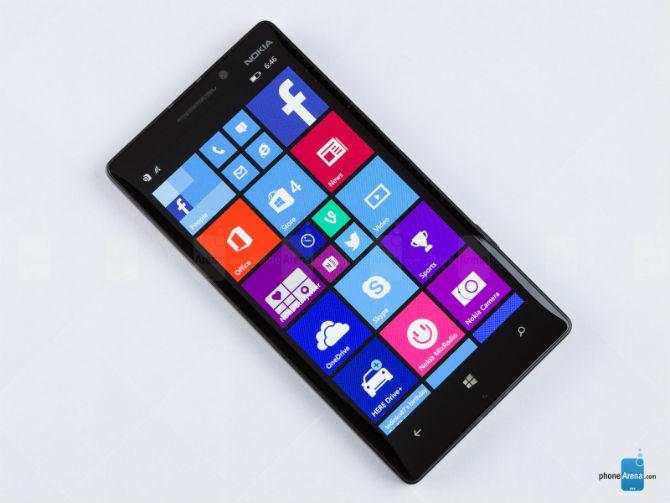 Hai smartphone Microsoft Lumia cao cấp sắp ra mắt có khung nhôm, cảm biến mống mắt