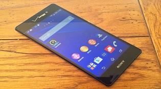 Camera của Sony Xperia Z3+ có nhiều tùy chọn chỉnh tay