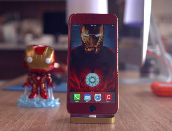 Mặc giáp Iron Man cho iPhone 6 với giá rẻ