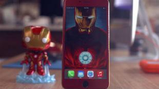 Khoác thêm giáp Iron Man cho iPhone 6 với giá 25 USD
