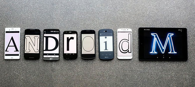 6 tính năng mới đáng chú ý trên Android M