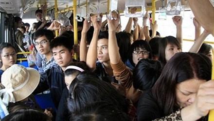 TP.HCM gắn camera chống móc túi và sàm sỡ trên xe buýt
