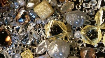 Chuyện kim cương từ trên trời rơi xuống là có thật?